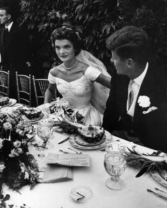 JFK and Jackie's Wedding: LIFE Photos From Newport