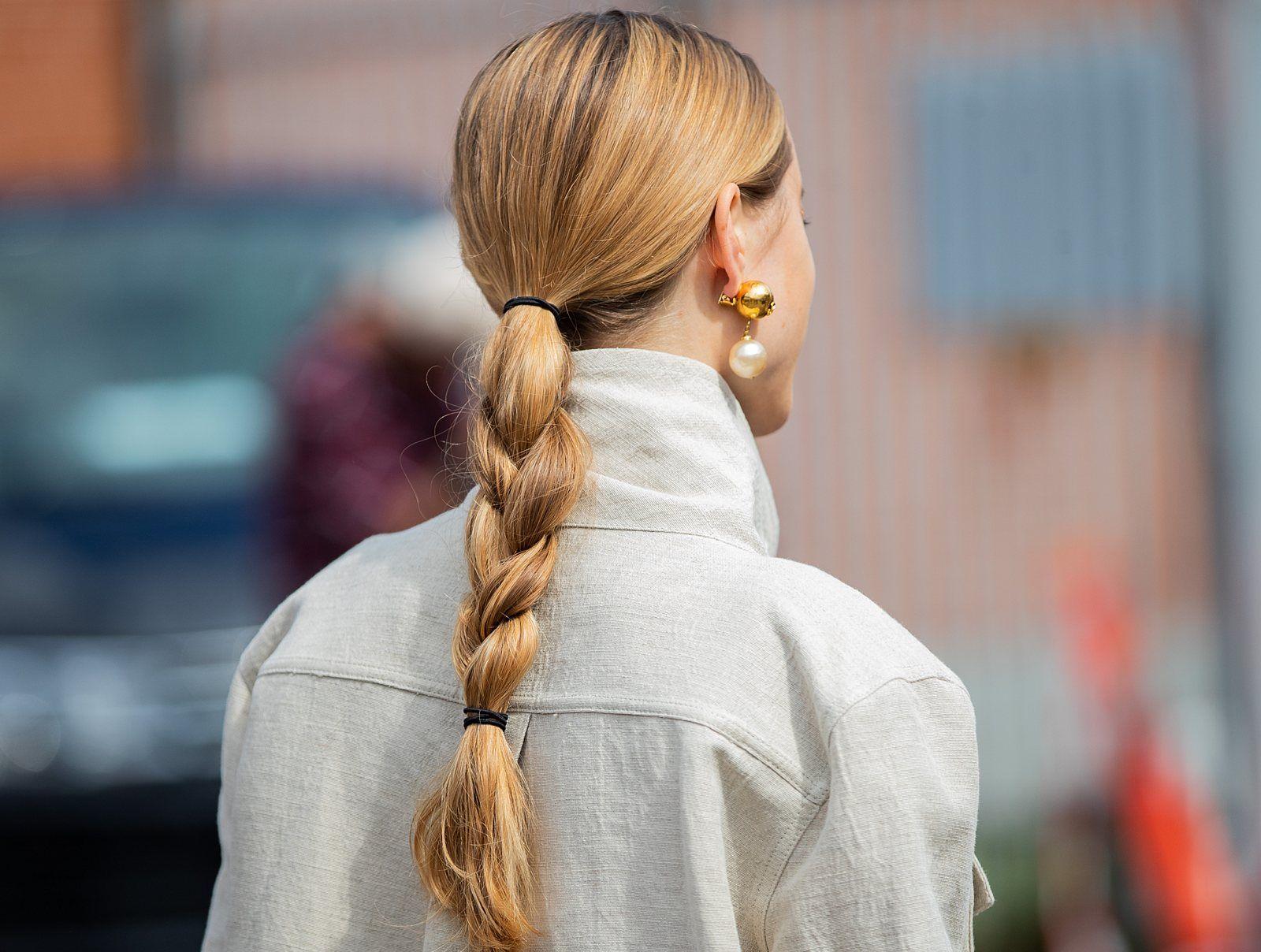12 Einfache Frisuren Für Jeden Tag Lange Haare  Haar styling