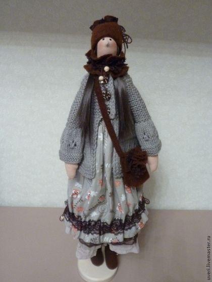 """Куклы Тильды ручной работы. Ярмарка Мастеров - ручная работа Кукла """"Каролина"""". Handmade."""