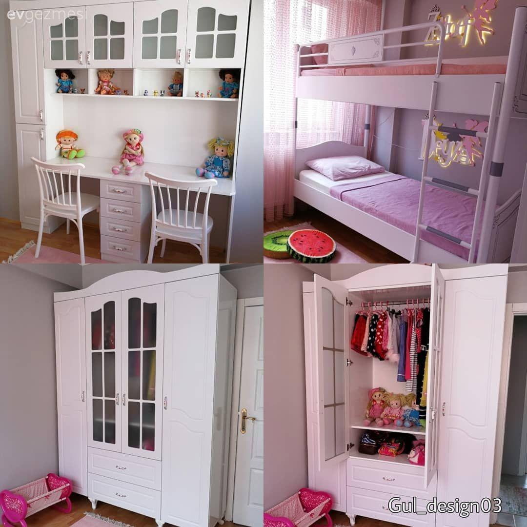 Küçük alanda bolca dolap. Ayşegül hanımın akılcı depolama çözümleri. | Ev Gezmesi Bebek Odası