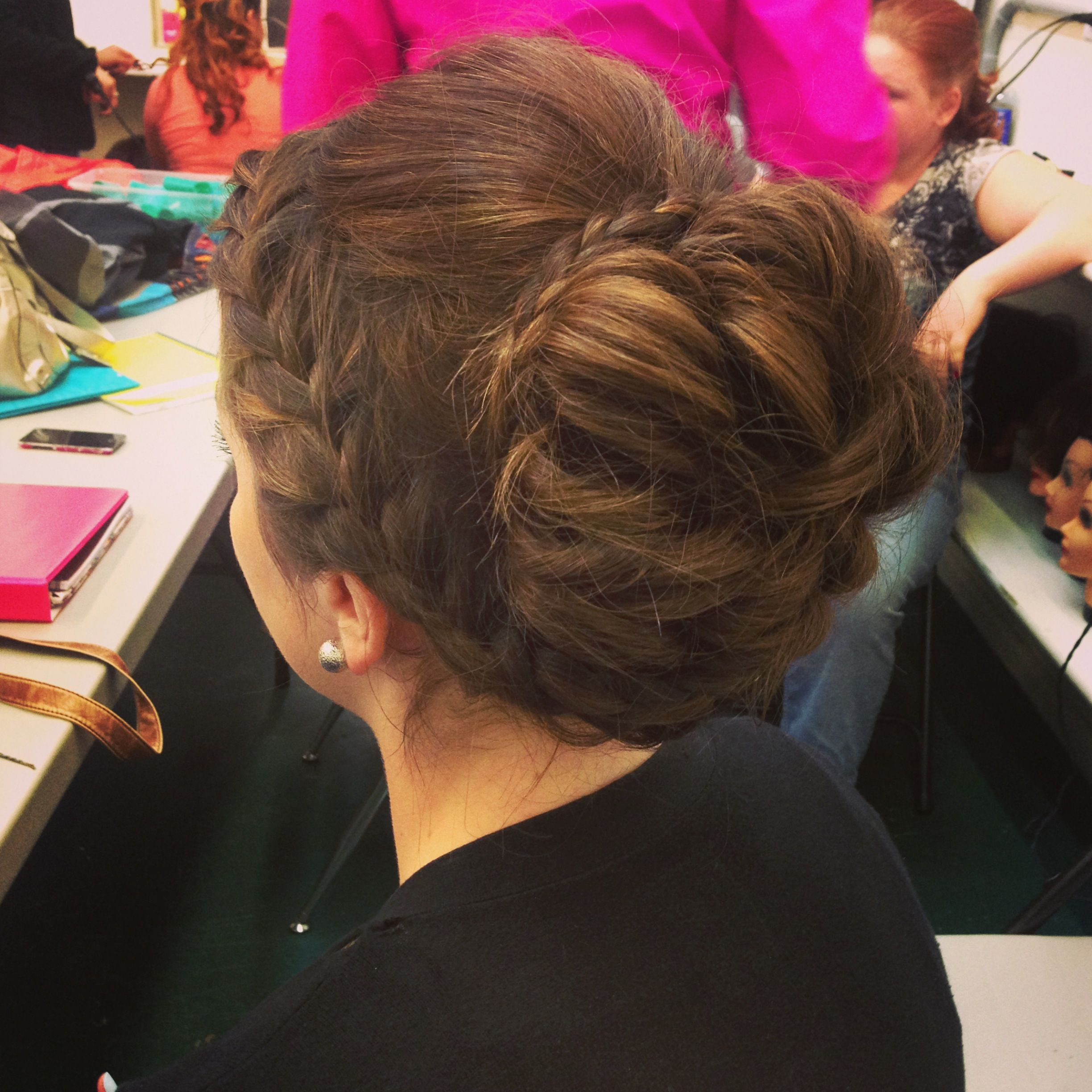 Dance Updo Hair Obsessed Pinterest Updo Dance Hairstyles And