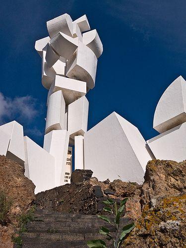 Lanzarote Monumento del Campesino Lanzarote, Monumentos