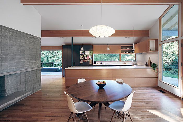 Nice Seattle House Remodel By SHED Architecture U0026 Design   Modern Kitchen Design