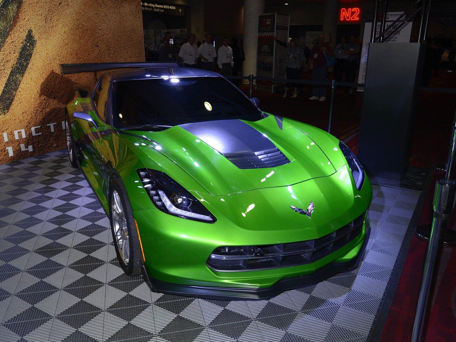 Ini Harga Jual Supercar Gm Corvette Zr1 Otomotif Bisnis Com