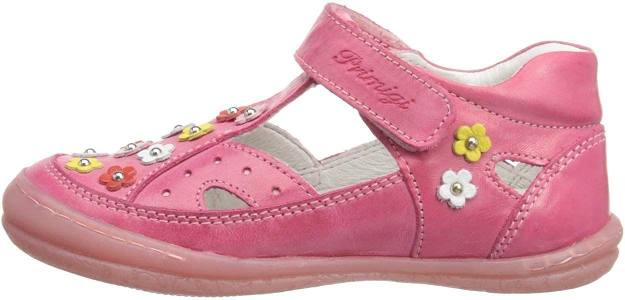Haz lo mejor que pueda La Iglesia deshonesto  Primigi Girls Naiara T-Bar 1146077 Strawberry 7 UK Child, 24 EU: Amazon.co. uk: Shoes & Bags   Baby shoes, Shoe bag, Shoes