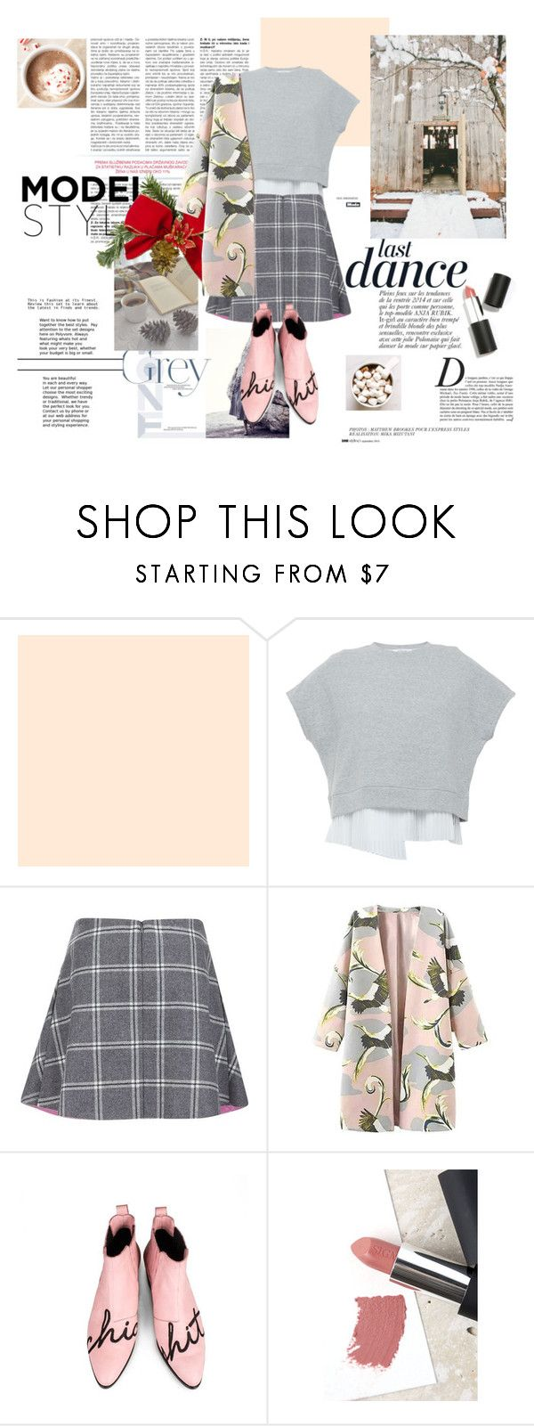 """""""Happy New Year !"""" by sakshi-india ❤ liked on Polyvore featuring Anja, 10 Crosby Derek Lam, Paul & Joe Sister, Modern Vice and Sigma"""