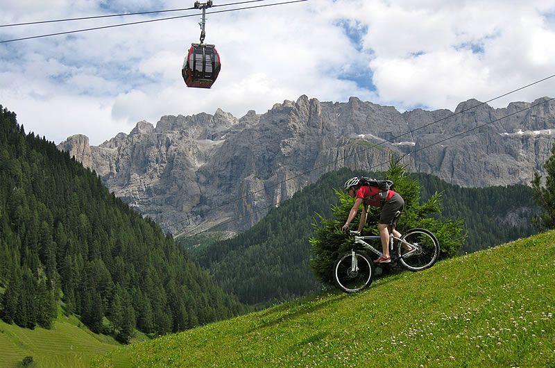 mountain bike nelle dolomiti - Cerca con Google