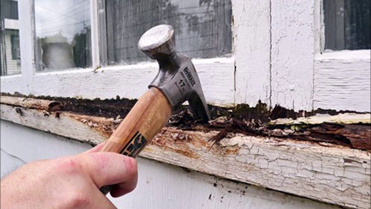 Rotten Wood Removal Services In Omaha Ne Omaha Junk Disposal 402 590 Junk Removal Removal Services