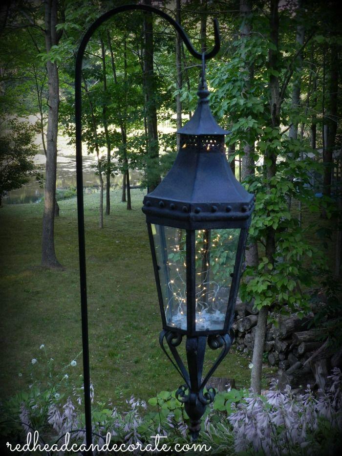 Garden Lantern Garden Lanterns Outdoor Landscaping Solar Lights