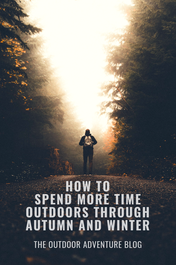 Photo of How to Spend More Time Outdoors Through Autumn and Winter