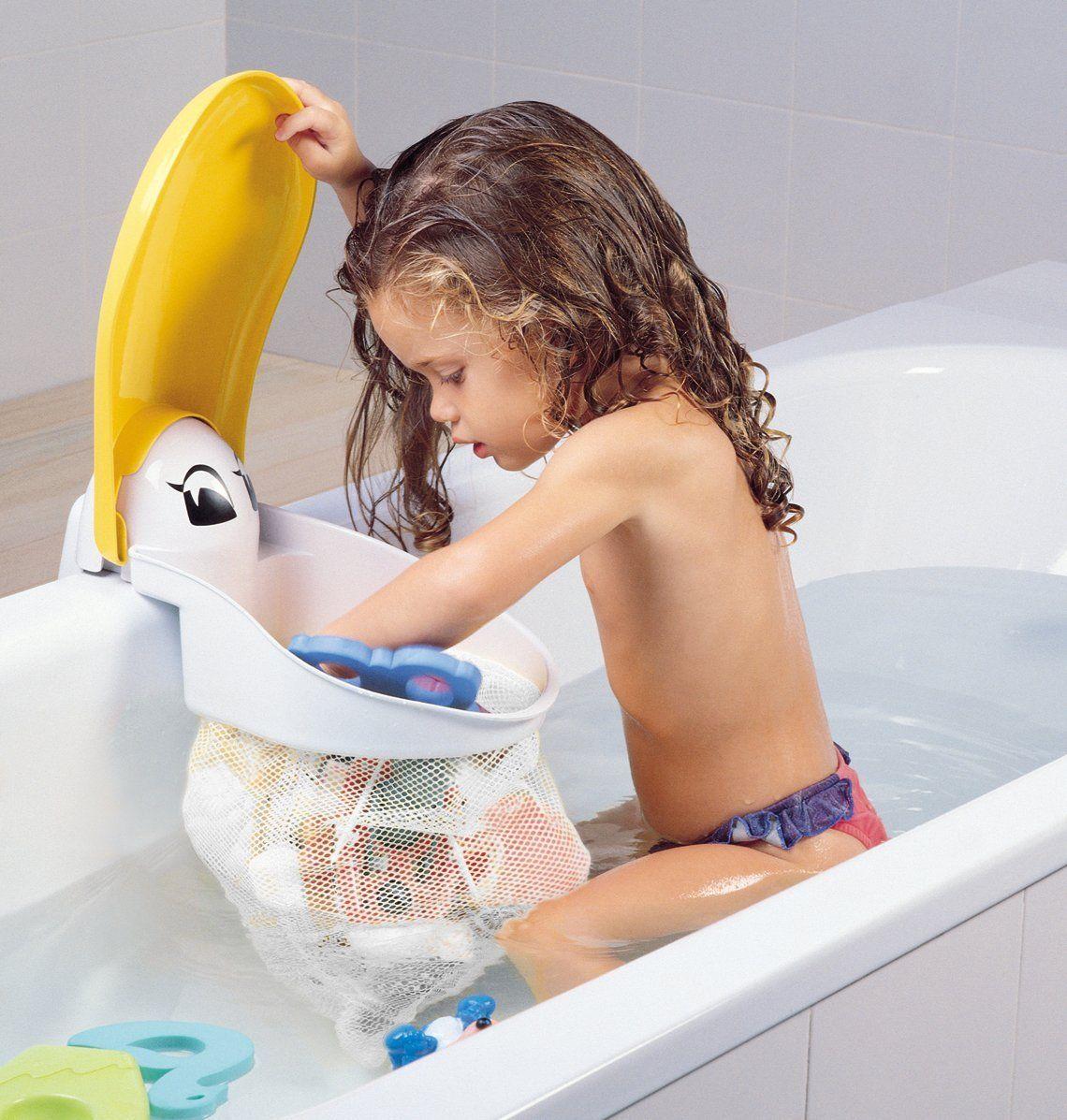 Kidskit 60005 Pelikan Badespielzeugsammler Amazon De Baby Mit Bildern Baby Badespielzeug Baby Design Badewannenspielzeug