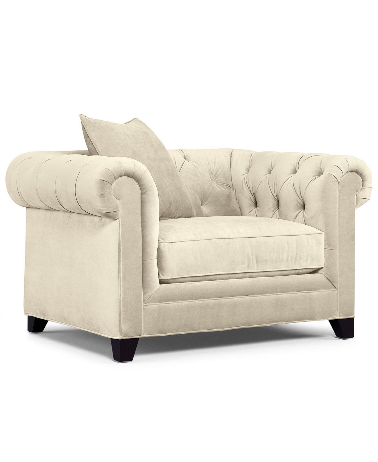 martha stewart collection saybridge living room chair | shops