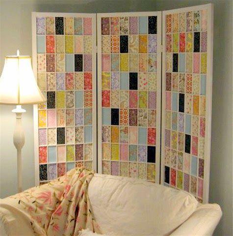 Elite Decor 2014 Easy Diy Folding Screens Ideas Room Dividers