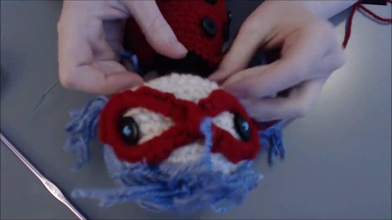 Miraculous ladybug crochet doll part 2 mirculos amigurumi miraculous ladybug crochet doll part 2 bankloansurffo Choice Image