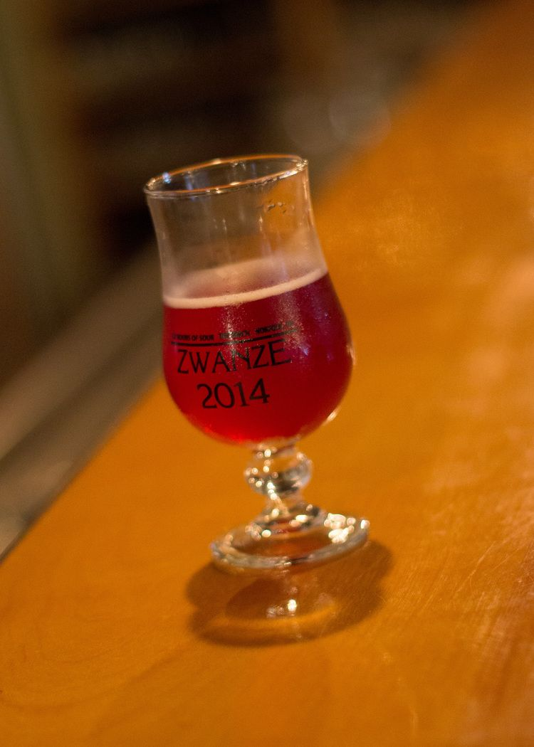 Brasserie Cantillon Zwanze At The Birch 2014 Zwanze Thebirch Craftbeer Craft Beer Heart Food Glassware