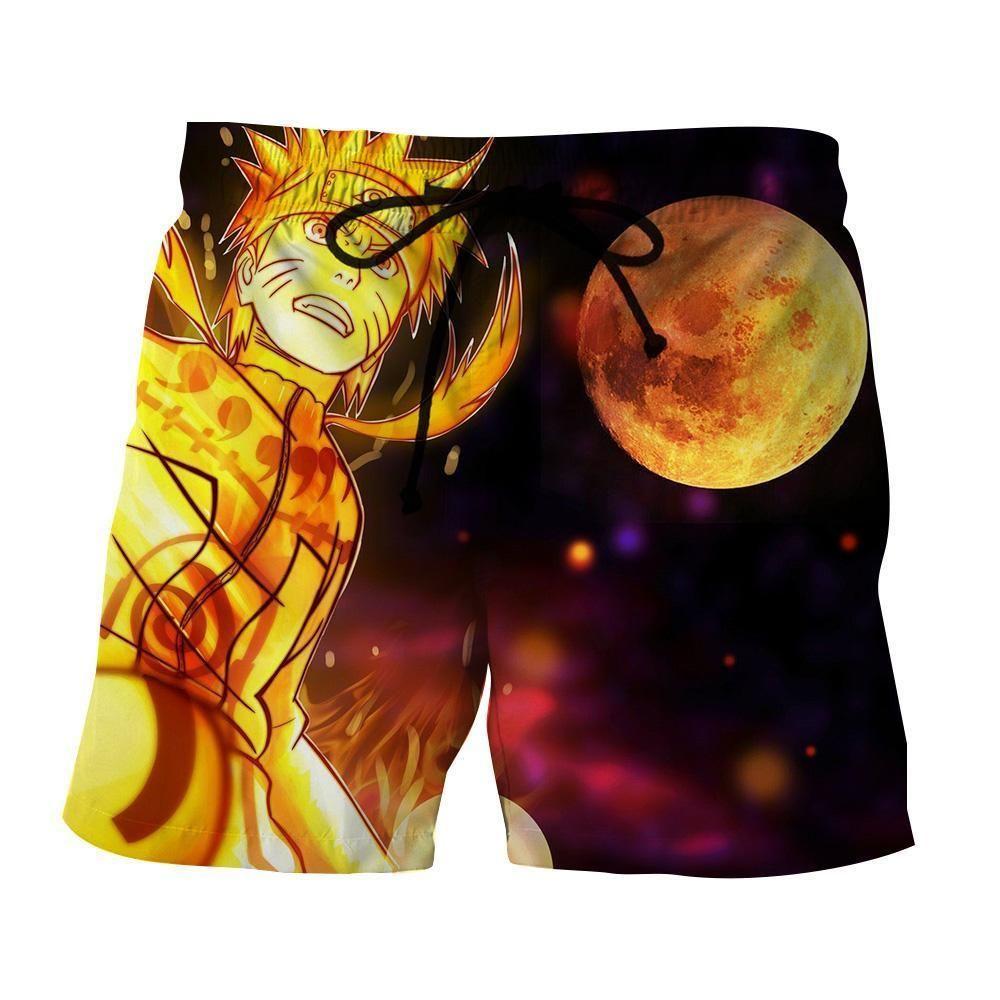 943968aa3d Naruto Shorts - Naruto Beach Shorts - Naruto 3D shorts   Products
