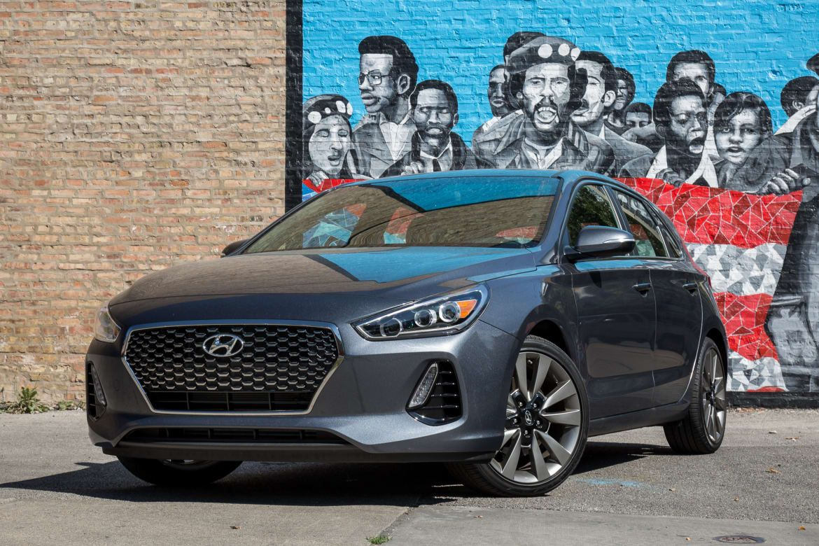 2018 Hyundai Elantra GT Our Review (With
