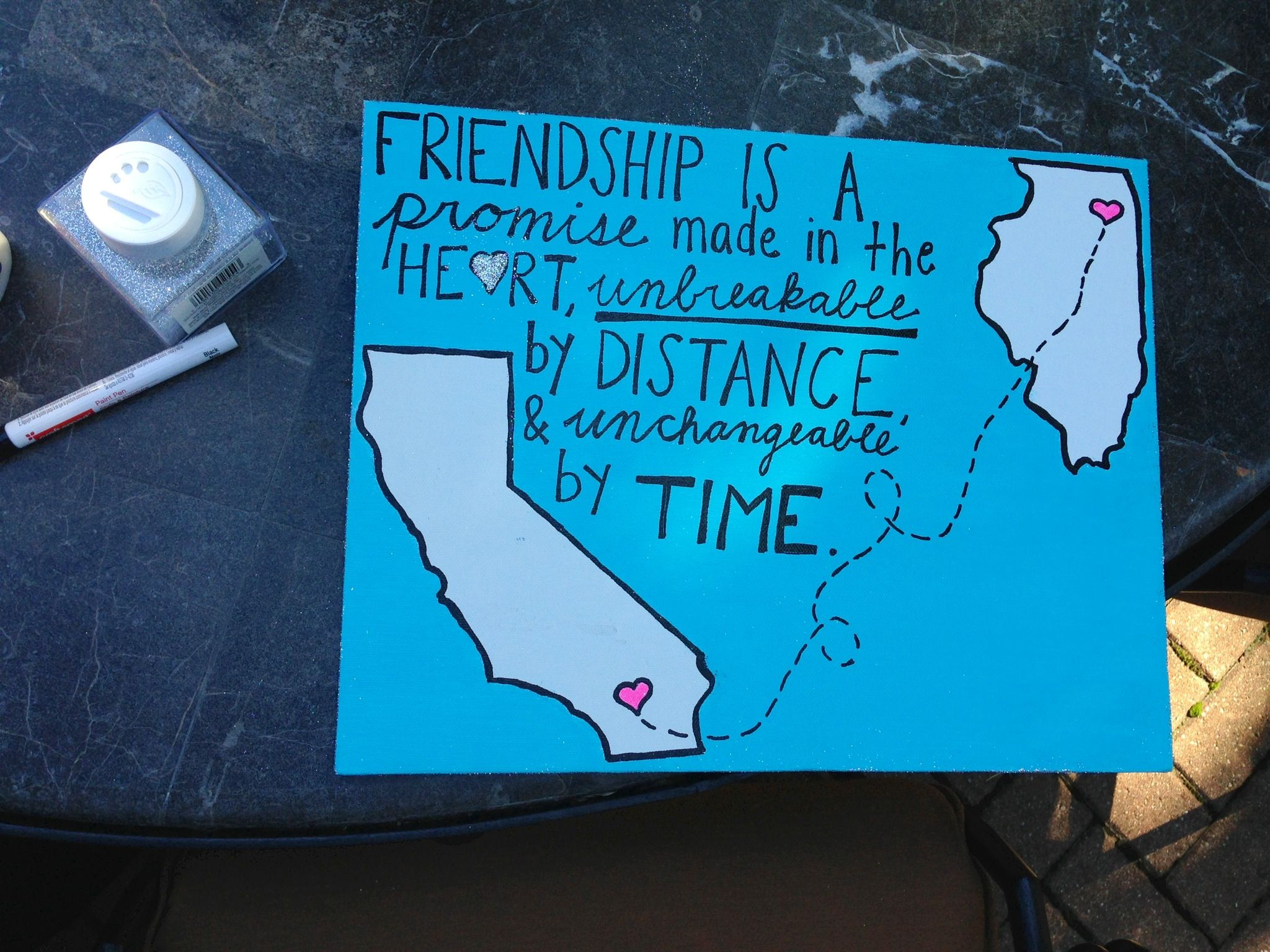 Going Away Quotes: Cute Idea For A Going Away Gift