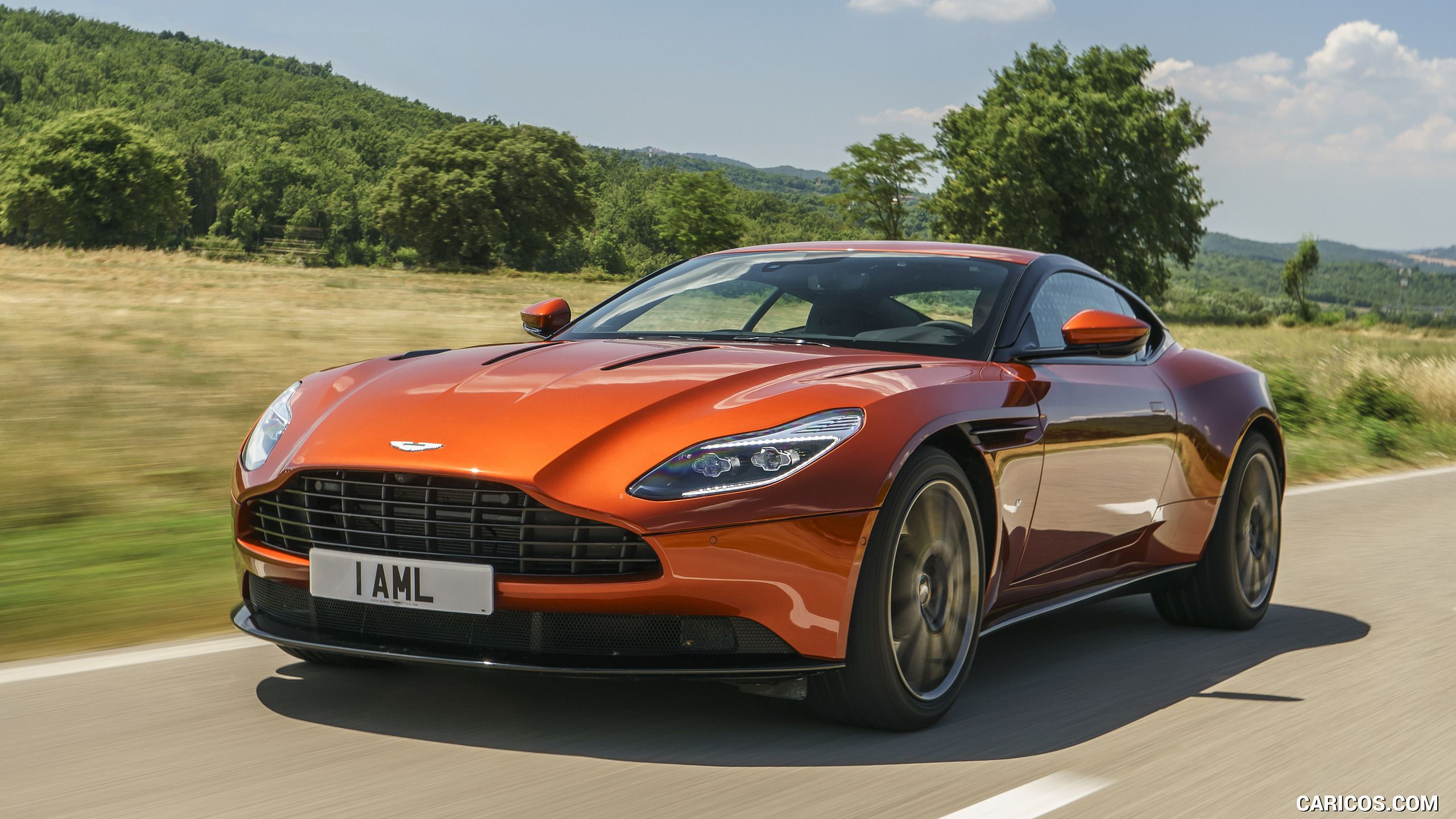 Aston Martin Cinnabar Orange Cool Sports Cars New Sports Cars Sports Car