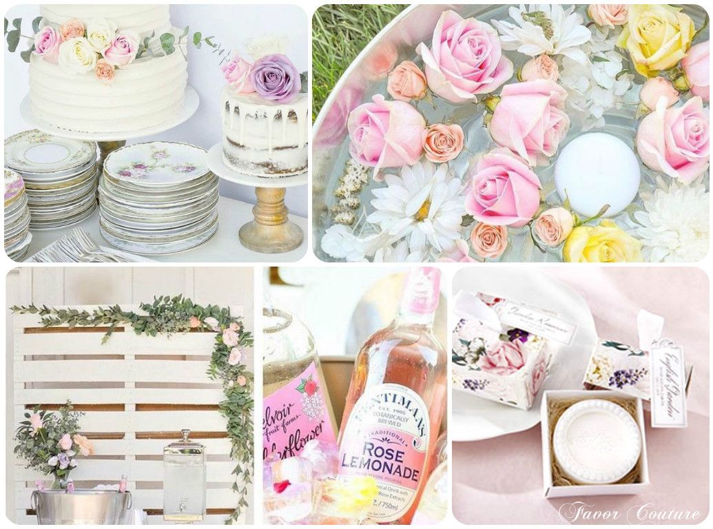 Find Spring themed wedding favors, bridal shower favors and gifts as ...