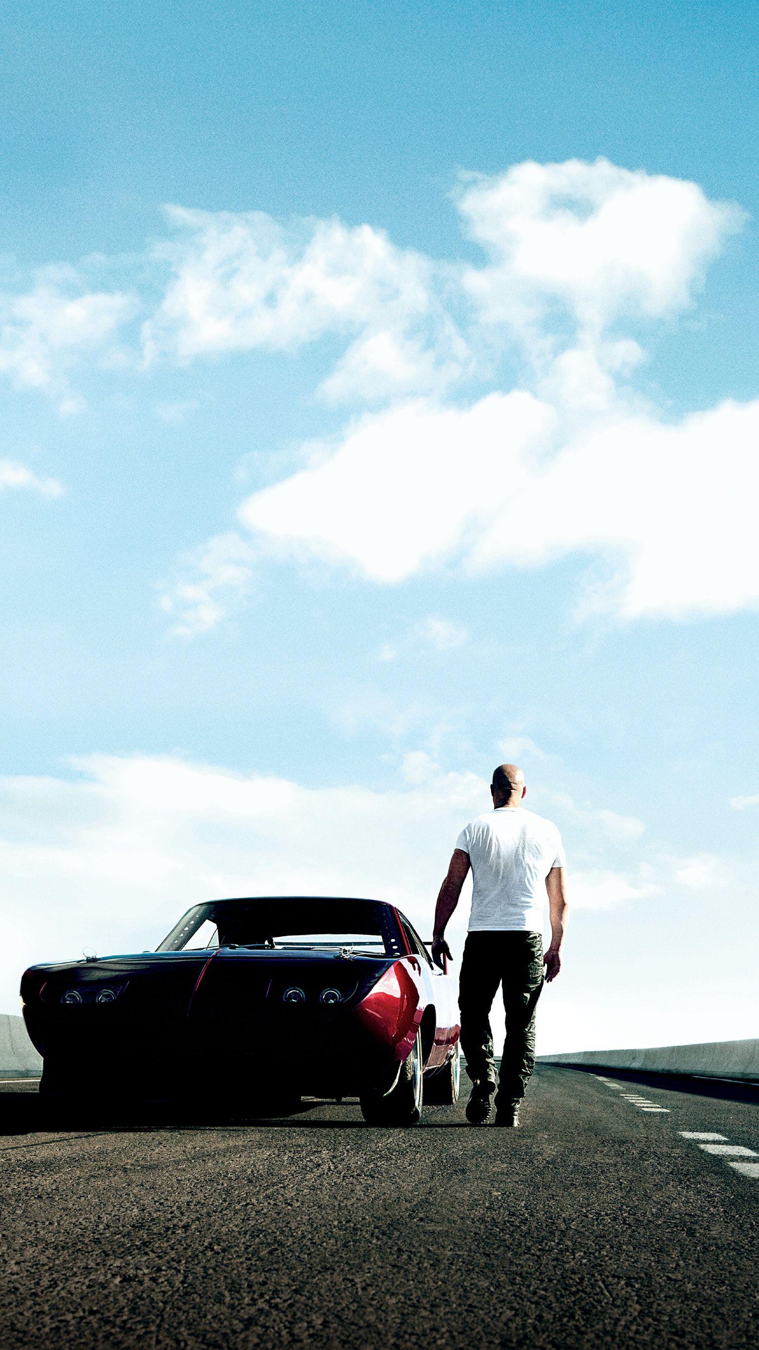 Fast Furious 6 2013 Phone Wallpaper Fast Furious Vin