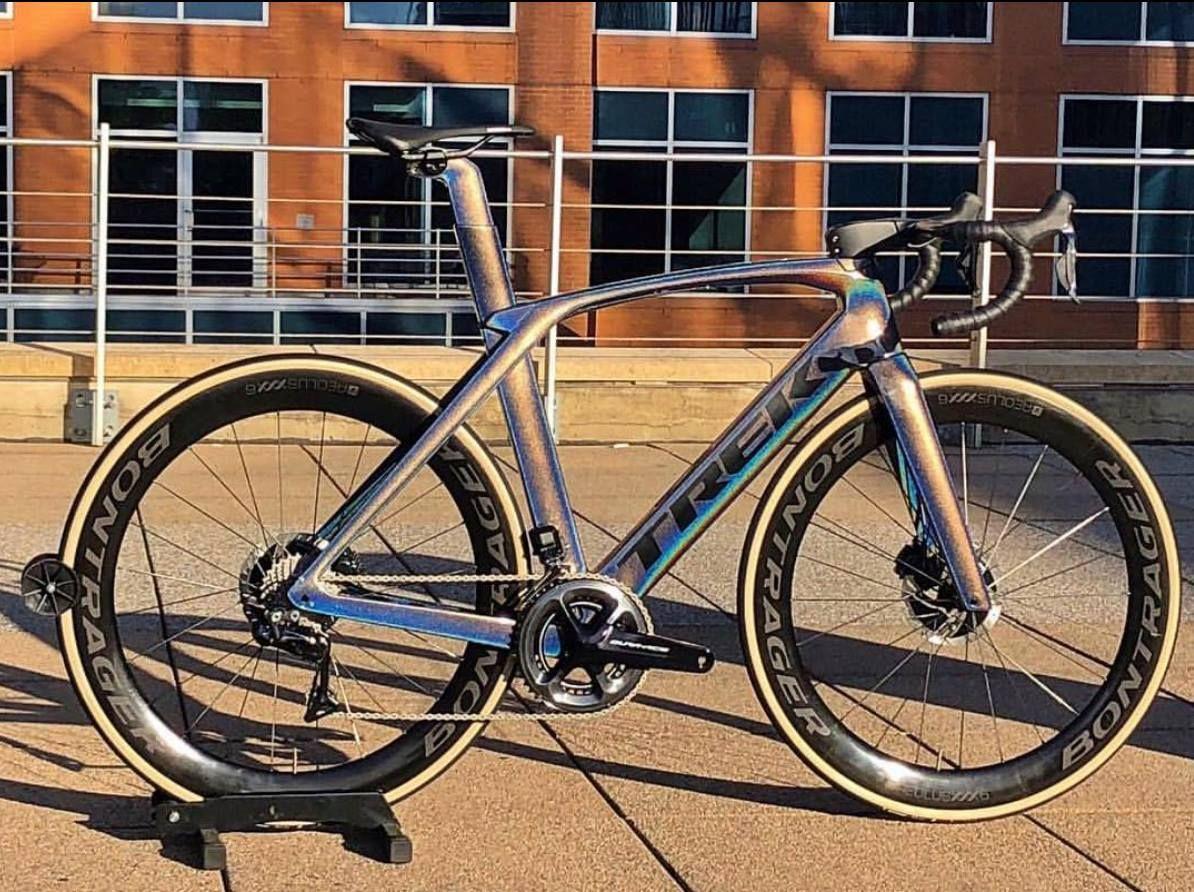 Custom Trek Madone SLR 9 Disc 📷🔥   Cycling   Trek bikes