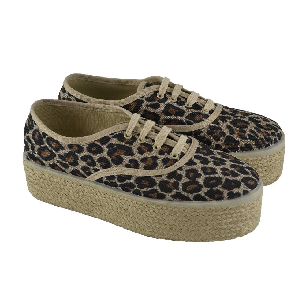 vans plataforma leopardo
