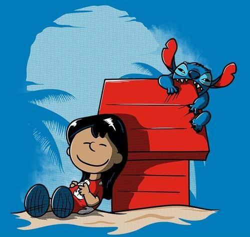 Peanuts Snoopy Gliding Into Christmas Like Womens Sweatshirt