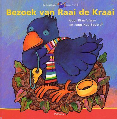 Betere Bezoek van Raai de kraai (met afbeeldingen) | Kraai, Prentenboeken JS-29