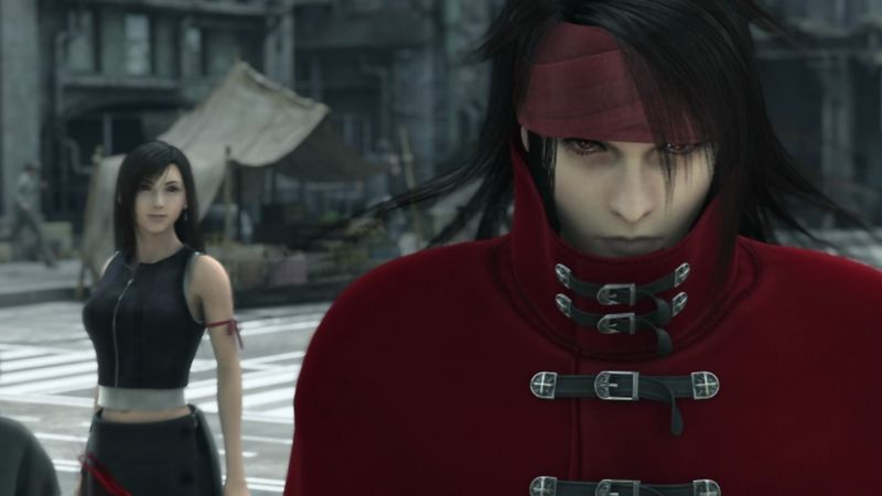 Pin By Bradley Davis On Anime Manga Cosplay Vincent Valentine Final Fantasy Vii Remake Final Fantasy Vii