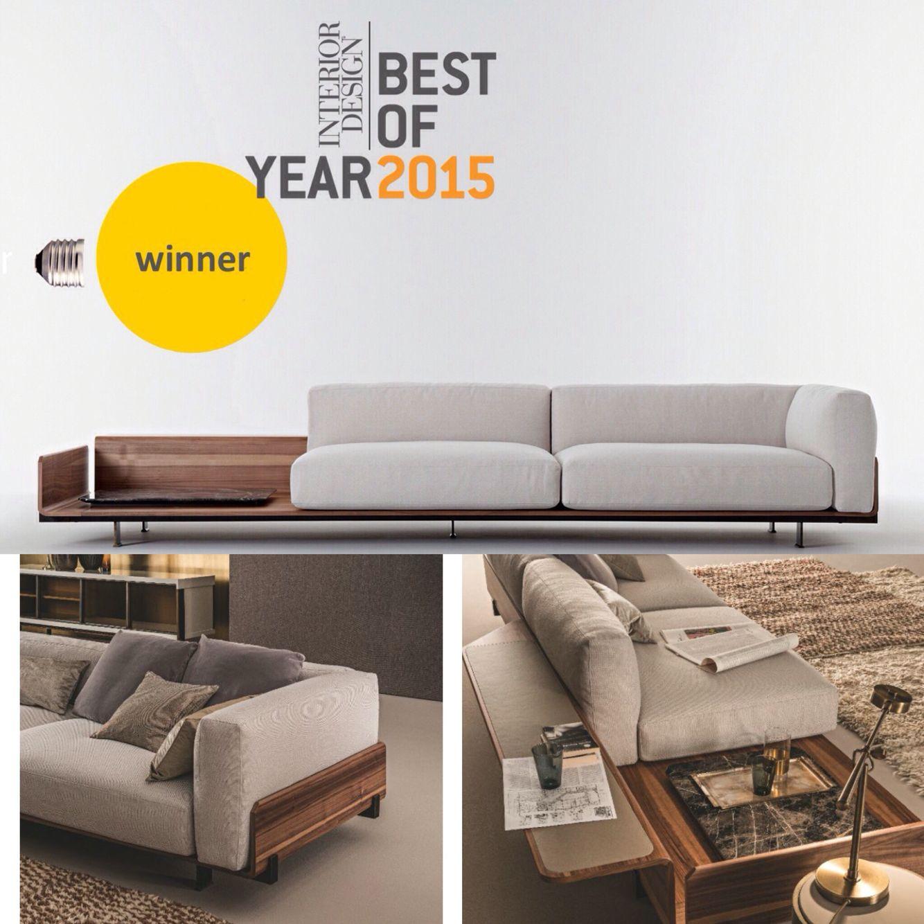 Casaintl Positano Took Home A 2015 Best Of Year Award From Interior Design Magazine