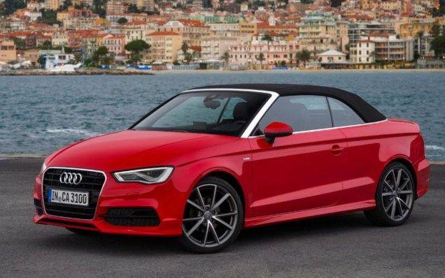 Audi A3 Cabriolet Review 4