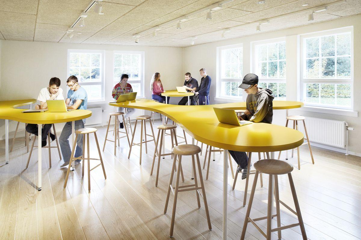 Escuelas donde querr as estudiar y oficinas donde mola for Donde estudiar diseno de interiores