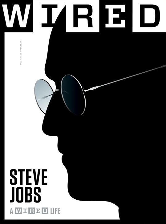 WIRED\'s Steve Jobs issue in remembrance of his life and innovations ...