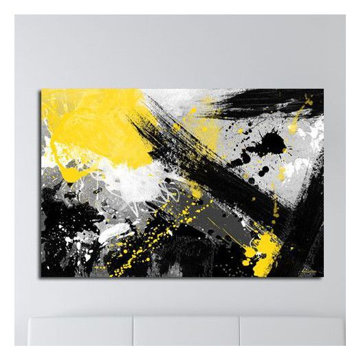 Maxwell Dickson Jacket Painting Print On Canvas Modern Wall Art Canvas Abstract Painting Print Canvas Art Prints