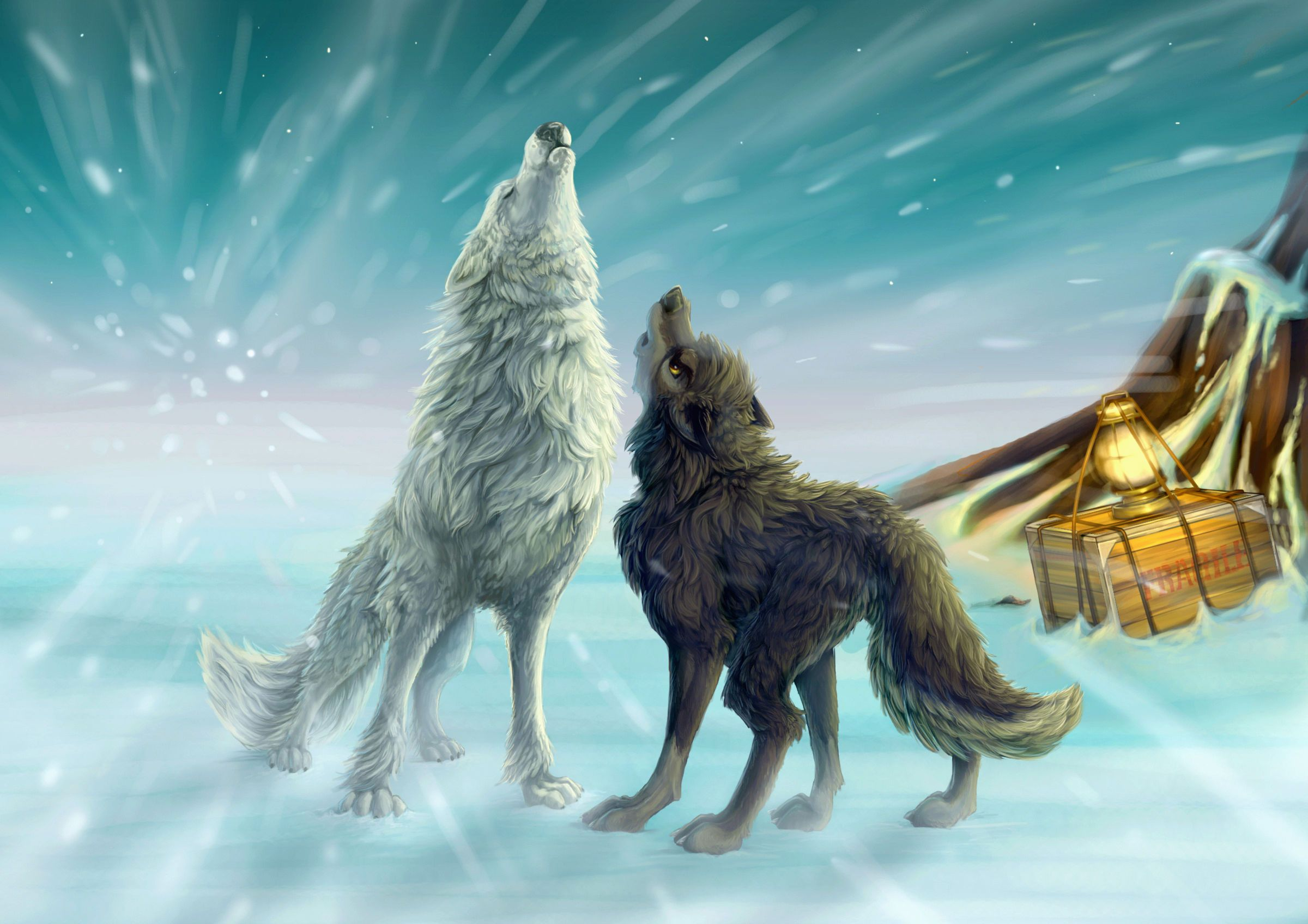 Fantastic Wallpaper Horse Wolf - a5ae99a6a606f7d2db3a71d8634b01eb  Snapshot_7862100.jpg
