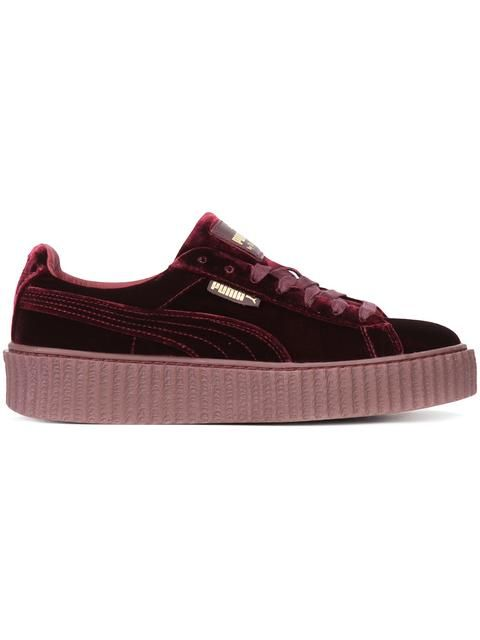 PUMA lace-up sneakers. #puma #shoes #schnürung