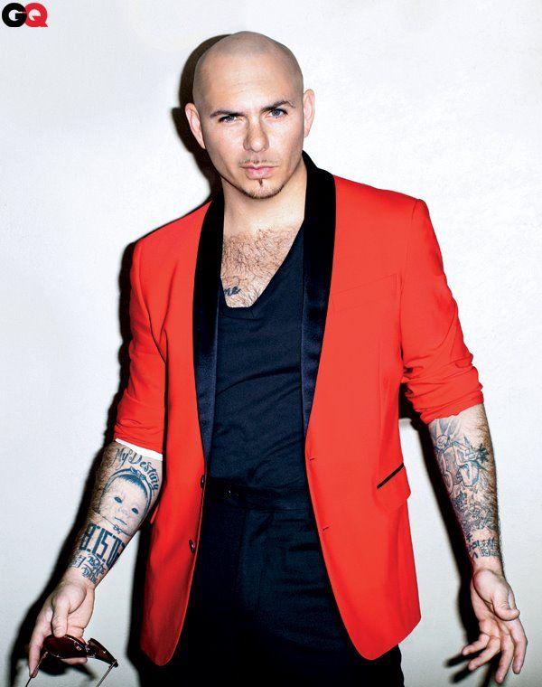 Armando Christian Perez A K A Pitbull Pitbull Rapper Pitbulls Gq