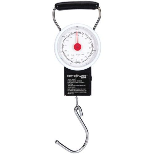 Travel Smart By Conair Ts602ls Luggage Scale Tape Measure Luggage Scale Tape Measure Luggage