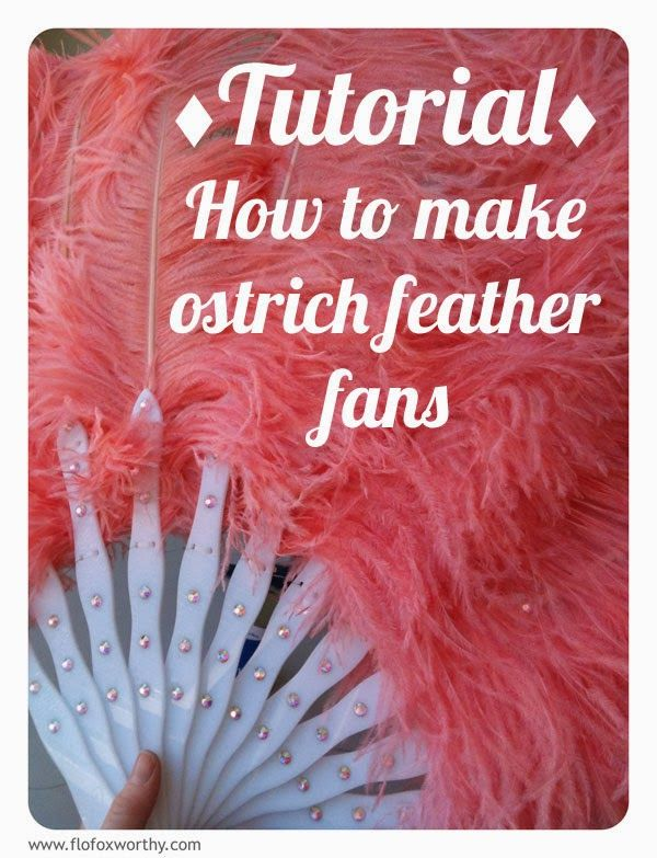 12 Dyed ostrich feather stem 50-70cm assorted colours for millinery and craft
