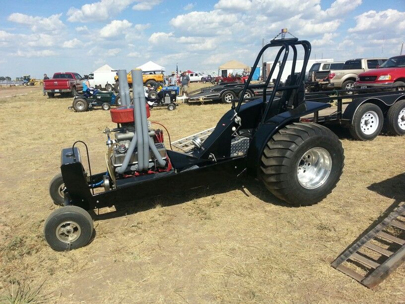 Darrin's mini rod pulling tractor   cool rides   Pinterest ...