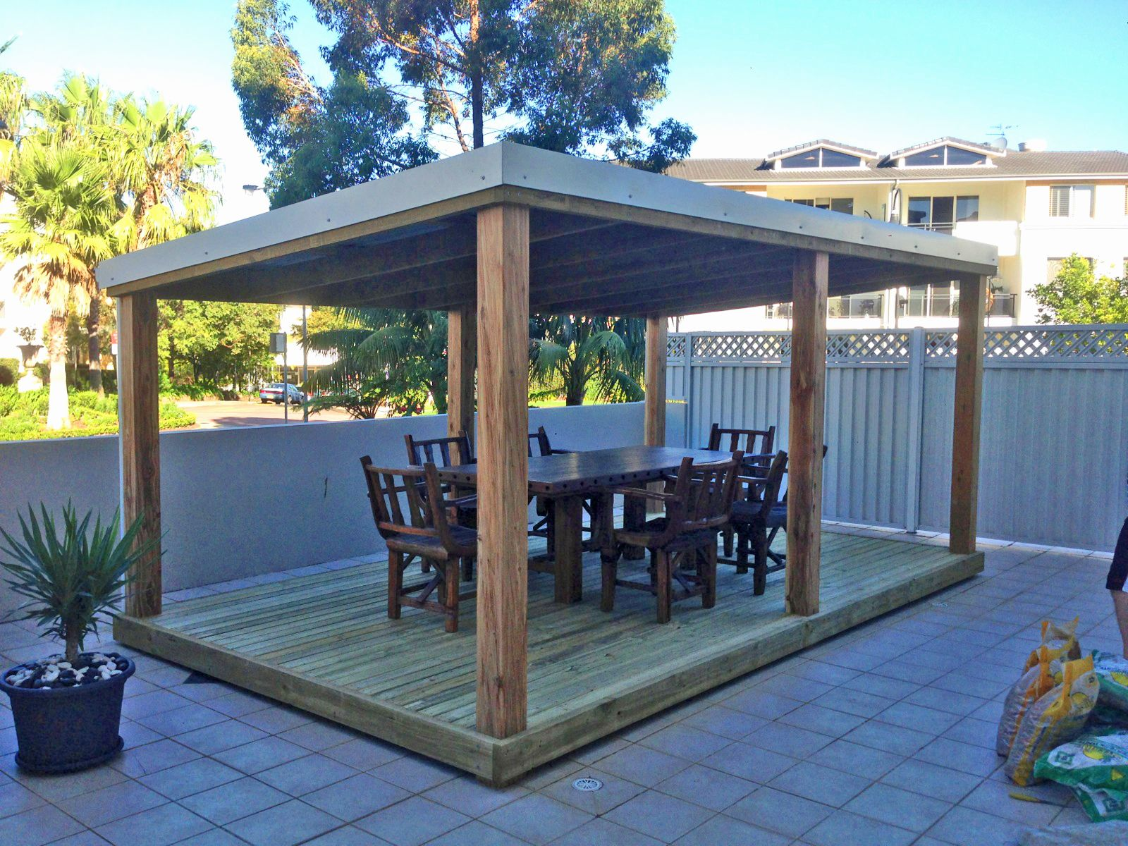 pergolas   outdoor features aarons pergolas pinterest ashley furniture outdoor fire pit outdoor furniture fire pit cooler