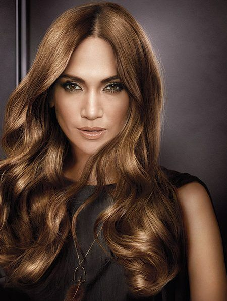 Glossy Golden Brown Hair Colors Best Hair Color Trends Locks