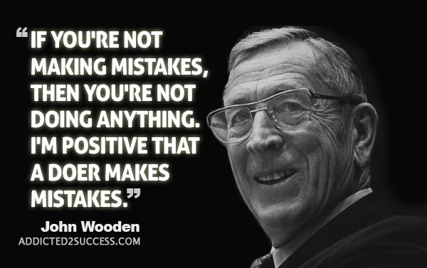 John Wooden Quotes inspo wall Pinterest Quotes