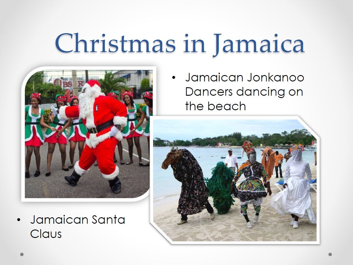 I M Mru Winter Holiday Traditions Christmas In Jamaica