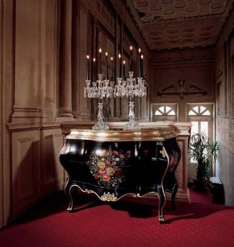 Other Home Furnitures Bangalore Furniture Manufacturers: Bakokko Black Centino Buffet/Credenza By VIG. $4903.00