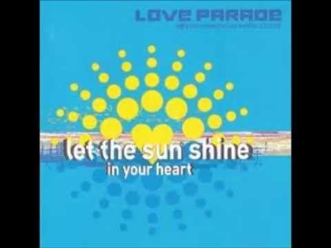 Dr Motte Westbam Sunshine Love Parade 1997 Family Reunion Love Parades