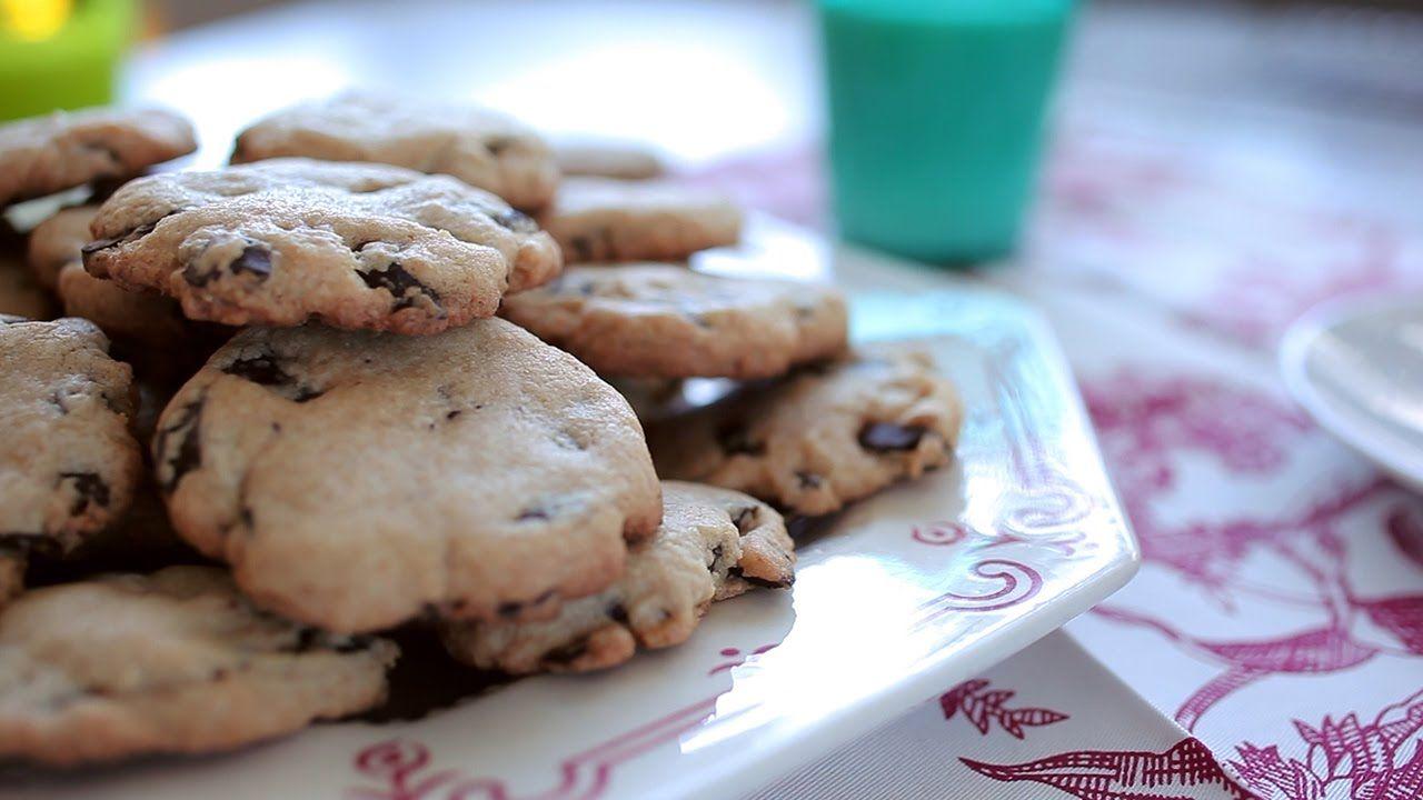Cookies Con Chips De Chocolate Sin Gluten Galletitas Pinterest
