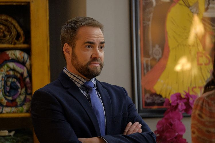 Exclusive: Transgender Actor Ian Harvie Talks New Role on 'Mistresses'