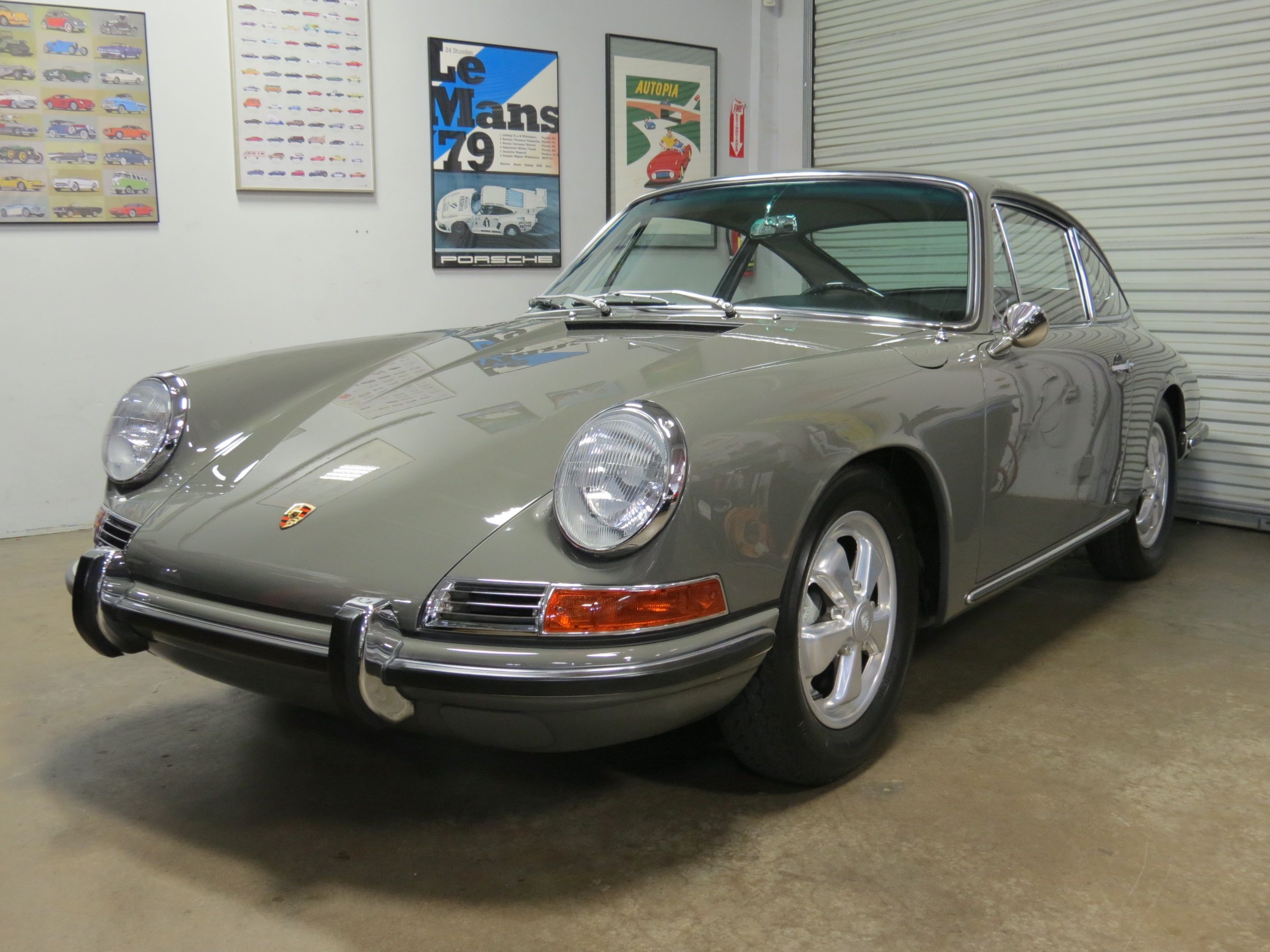 Slate Grey Classic Cars Style And Evolution Pinterest